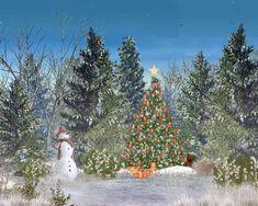 Το νέο νηπιαγωγείο που ονειρεύομαι : Χριστούγεννα στο δάσος , θεατρικό για τα Χριστούγε...