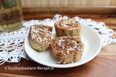 Zachte kaneelbroodjes, heilzaam lekker | Koolhydraatarm Recept .nl