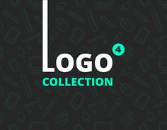 "Check out new work on my @Behance portfolio: ""Logo Collection (part 4)"" http://be.net/gallery/46617871/Logo-Collection-(part-4)"