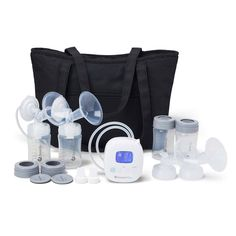 2 T-Conne Baby Feeding Maymom Tubing Parts For Ameda Purely Yours Breast Pumps;