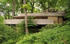 John Pew house | Frank Lloyd Wright, architect. | A. Thompson | Flickr