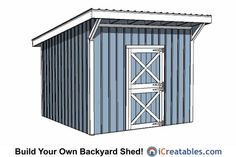 7 Best 12x12 Shed Plans Images On Pinterest Garage Shed Wood Shed