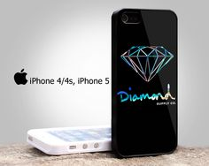Diamond Supply Co custom case for iPhone 5