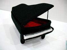 Ravelry: Crochet Pattern - PIANO pattern by Sky Magenta