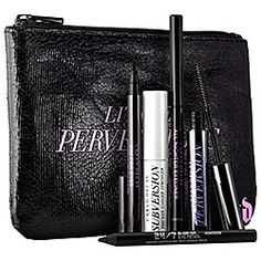 Urban Decay - Little Perversions Kit  #sephora Can't wait to try these eyeliners, already love the mascara