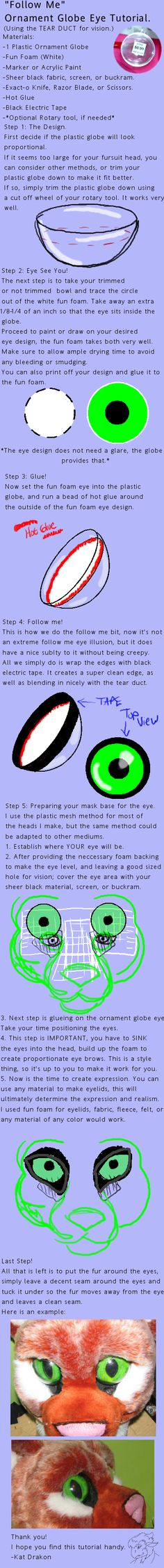 Ornament Globe Eyes Tutorial by ScardyKat on DeviantArt