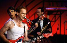 Oingo Boingo, gosh I miss this band ( Danny Elfman ) Elf Man, Oingo Boingo, Danny Elfman, The Ed Sullivan Show, Danny Devito, Film Music Books, Black Kids, Motown, Kinds Of Music