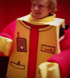 17 Charming And Adorable Ed Sheeran GIFs That Might Make Your Ovaries Explode