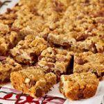 Milk Chocolate Chip ANZAC Slice » Recipes » Cadbury Kitchen
