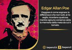 In memoria di Edgar Allan Poe per il suo 207esimo compleanno.