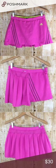Selling this Adidas Supernova ClimaCool Skort size Medium Pink on Poshmark! My username is: doyoueventhrift. #shopmycloset #poshmark #fashion #shopping #style #forsale #Adidas #Pants
