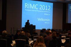 RIMC 2012 – The Reykjavik Internet Marketing Conference – Iceland #RIMC12 March 9th 2012
