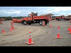 ▶ SPOT - Snow Plow Operators Training at Camp Ripley - Brainerd Dispatch MN - YouTube