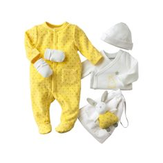 Baby Clothes - French Baby Boys' and Girls' Clothing Sale Online Baby Outfits, Kids Outfits, Stylish Baby Clothes, Stylish Kids, Baby Set, Fashion Kids, Online Fashion, Newborn Baby Care, Baby Yellow