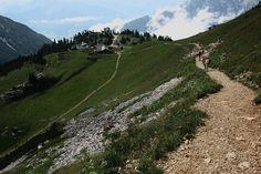 Austria...sentiero in alta quota