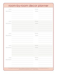 Planner Page Templates Magnificent Planning Pages  Organized Christmas  For The Home  Pinterest .