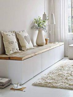 Scandinavian interior design ideas opbergers