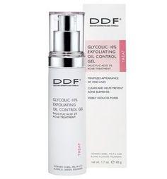 DDF Glycolic %10 Exfoliating Oil Control Gel Yağlanmayı Kontrol Altına Alan Gece Bakım Jeli ürünü hakkında detaylı bilgiye sahip olmak için http://www.narecza.com/DDF-Glycolic-10-Exfoliating-Oil-Control-Gel-Yaglanmayi-Kontrol-Altina-Alan-Gece-Bakim-Jeli,PR-15379.html adresine bakabilirsiniz.