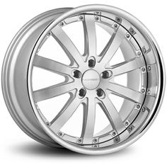 VOSSEN The is a monoblock wheel available with either a Silver or Black Machined finish and a Stainless Lip. From sedans to SUV's, the is sure to make a statement. Wheel Warehouse, Convertible, Volkswagen, Vossen Wheels, Acura Tsx, Rims And Tires, Alloy Wheel, Car, Sedans