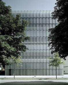 Kunsthaus Bregenz - Peter Zumthor. Swiss Architect