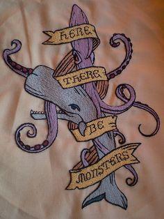 Giant squid!