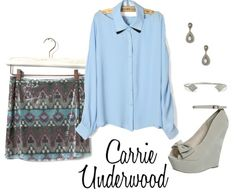Carrie Underwood Outfit