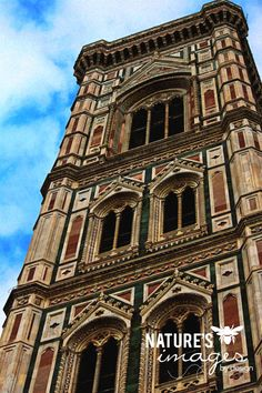 Giotto's Bell Tower   Florence Tower Photo by NatureImagesByDesign,  #natureimagesbydesign #photography #travel, $35
