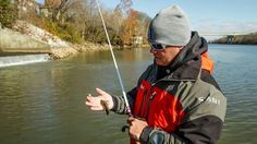 Timmy Horton explains in detail how and why he fishes a football jig for bass in cold water