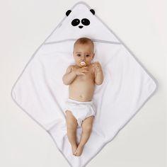 Capa de baño Panda