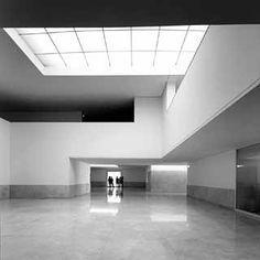 Álvaro Siza Vieira: Museu Serralves , Porto, Portugal