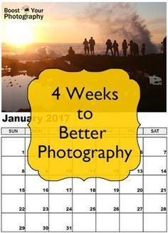 Join: 4 Weeks to Better Photography Tips |  FREE photography course! | Boost Your Photography