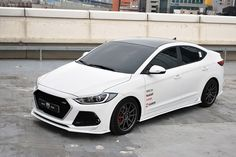 Cars Tuning Music: Hyundai Elantra M&S Tuning http://www.oneautomarket.com/