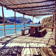 Cala Benirras, #Ibiza #Benirras
