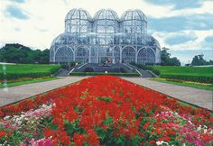 private swap - The postcard came from Brazil, Jardim Botanico
