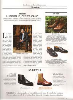 Monsieur Magazine November