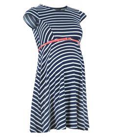 Mothercare Vestido rayas marino/blanco - Avance Premamá Primavera-Verano - Maternidad - Mothercare.