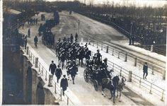 Verona - Vittorio Emanuele III entra da Porta Nuova - 17-03-1906