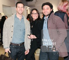 Sean Everett, Devora Goltry, Jerod Chirico at Fashion night out with STELLA & JAMIE & JESSICA PIMENTEL from Orange is the New Black. #BFAnyc #Foravi #StellaAndJamie #SeanEverett #JerodChirico #DevoraGoltry
