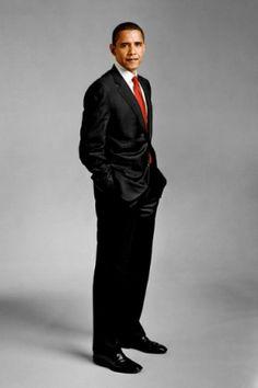 I love Barack Obama!