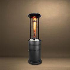 Lava Heat Italia Milano Floor Lamp Outdoor Patio Heater The Is