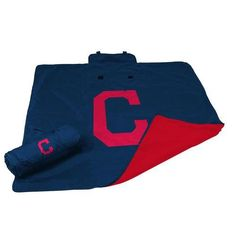 Cleveland Indians All Weather Blanket