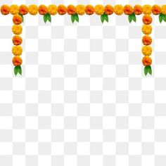 Mango leaves and marigold vector image PNG and PSD Wedding Background Images, Banner Background Images, Picsart Background, Gold Background, Wedding Titles, Wedding Album Design, Floral Vector Png, Diwali Lamps, Birthday Banner Background