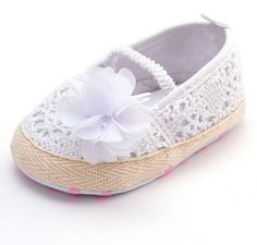 Darling Crochet toddler soft sole shoes