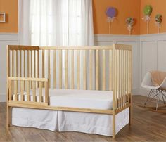 Dream On Me Synergy 5 in 1 Convertible Crib / 13 Gorgeous Convertible Cribs To Toddler Beds    http://vurni.com/convertible-cribs-to-toddler-beds/