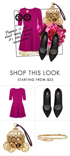 """""""Untitled #647"""" by pauloskompanieros on Polyvore featuring Dolce&Gabbana, Maison Margiela and Chanel"""