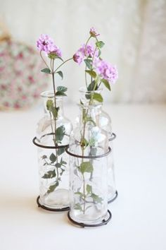 Beautiful flowers... could be for a wedding, but since mine came and went, I want this for my table in the spring.