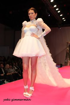 celebs Bridal Show, Bridal Style, Made In Heaven, Celebs, Celebrities, Fashion Show, Ballet Skirt, Bridal Fashion, My Style