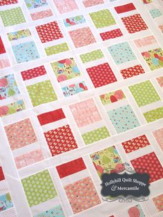 Little-Red-Quilt                                                       … …