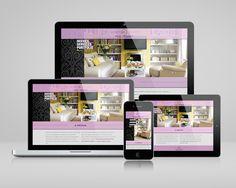 Site Web adaptatif pour Maxime Chamberland, une jeune designer d'intérieur. ©yannickbeaulieu \ Il est strictement interdit de reproduire ou de modifier en partie ou en totalité la conception graphique de ce projet.