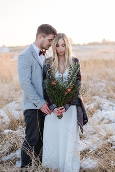 Winter Wedding Inspiration | Candida & Max Jan | Wedding Photographer | Wedding | Inspiration | Vintage | Boho Style | Bride | Dress |